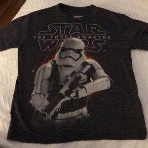 Star Wars The Force Awakens t-shirt size S